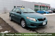 2009 Toyota Corolla  South Burlington VT