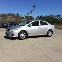 2009_Toyota_Corolla_Base 4-Speed AT_ Hattiesburg MS