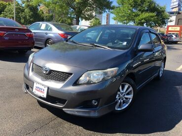 2009_Toyota_Corolla_S_ Worcester MA