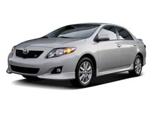 2009_Toyota_Corolla_XLE_ Fort Worth TX