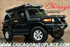 2009_Toyota_FJ Cruiser_TRD PACKAGE - 4.0L DOHC SFI V6 ENGINE SAFARI SNORKEL REAR LOCKING DIFFERENTIAL ARB ROOF RACK LED LIGHT BARS BACKUP CAMERA PARKING SENSORS FRONT MOUNTED WARN WINCH LOTS OF UPGRADES_ Bensenville IL