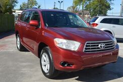 2009_Toyota_Highlander_Base 2WD_ Houston TX