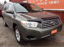 2009_Toyota_Highlander_Base 4WD_ Spokane WA