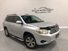 2009_Toyota_Highlander_Base_ Carrollton  TX