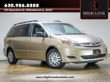 2009_Toyota_Sienna_CE_ Willowbrook IL