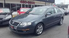 2009_VOLKSWAGEN_PASSAT_KOMFORT, CARFAX CERTIFIED, HEATED LEATHER SEATS, SATELLITE, MOONROOF, FOG LAMPS, ONLY 67K MILES!_ Norfolk VA