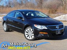 Volkswagen CC Sport Heated Leather 2009