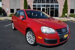2009_Volkswagen_Jetta Sedan_Wolfsburg Turbo 6-Speed_ Easton PA