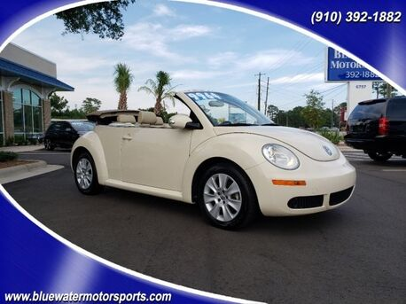 2009_Volkswagen_New Beetle Convertible_S_ Wilmington NC