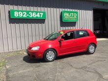 2009_Volkswagen_Rabbit_4-Door S_ Spokane Valley WA