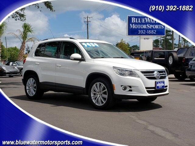 2009 Volkswagen Tiguan SE w/Leather Wilmington NC