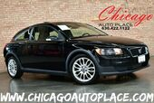 2009 Volvo C30 T5 - 2.5L TURBO I5 ENGINE FRONT WHEEL DRIVE BLACK LEATHER HEATED SEATS SUNROOF DUAL ZONE CLIMATE CONTROL