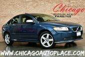 2009 Volvo S40 2.5T AWD T5 R-Design - 2.5L TURBOCHARGED I5 ENGINE BLACK LEATHER HEATED SEATS SUNROOF CLIMATE CONTROL