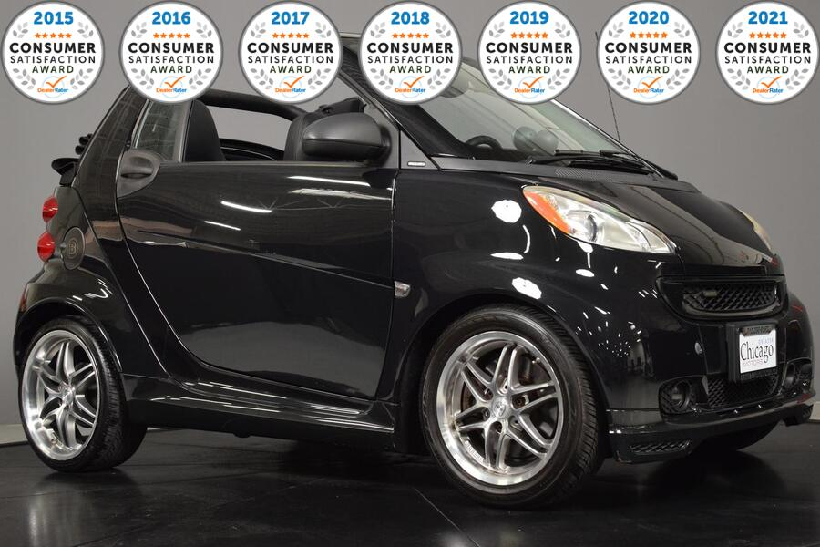 2009_smart_fortwo_Brabus_ Glendale Heights IL