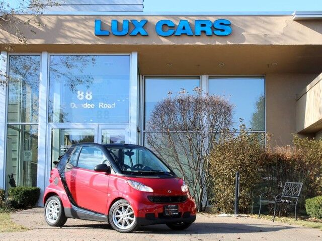 2009_smart_fortwo_Passion Convertible_ Buffalo Grove IL