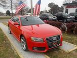 2010 AUDI A5 2.0T QUATTRO PRESITIGE S-LINE, WARRANTY, LEATHER, NAV, HEATED SEATS, SUNROOF, BACKUP CAM, SAT RADIO!