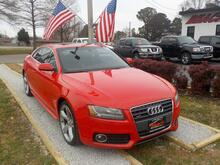 2010_AUDI_A5_2.0T QUATTRO PRESITIGE S-LINE, WARRANTY, LEATHER, NAV, HEATED SEATS, SUNROOF, BACKUP CAM, SAT RADIO!_ Norfolk VA