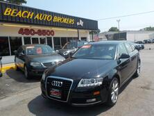 AUDI A6 QUATTRO PREMIUM PLUS, CERTIFIED W/ WARRANTY, LOW MILES, SUPERCHARGED, LEATHER, NAV, SUNROOF, NICE!! 2010