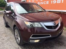 2010_Acura_MDX_6-Spd AT w/Advance Package_ Spokane WA