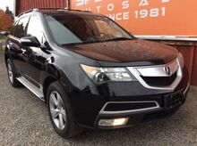 2010_Acura_MDX_Tech Package_ Spokane WA