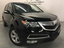 2010_Acura_MDX Technology Pkg_Prior CPO ** One- Owner**_ Carrollton  TX