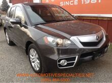 2010_Acura_RDX_Technology Package SH-AWD_ Spokane WA