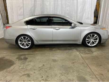 2010 Acura TL 5-Speed AT Middletown OH