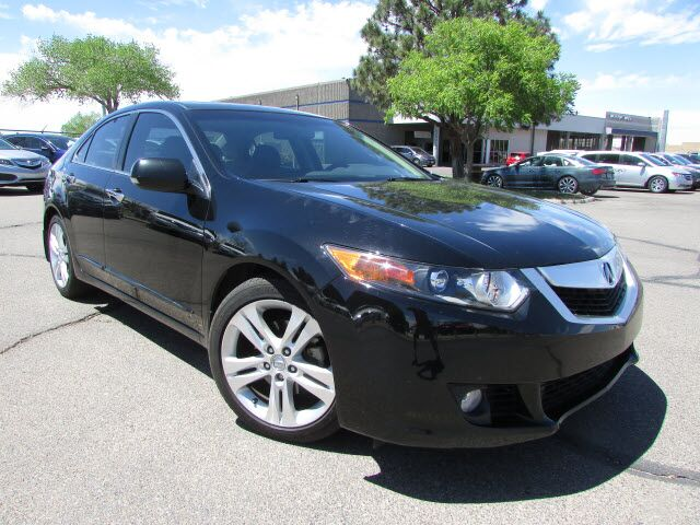 2010 Acura Tsx V6 With Technology Package Albuquerque Nm 23938194