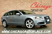 2010 Audi A4 2.0T Premium Plus AVANT WAGON - QUATTRO ALL WHEEL DRIVE TURBOCHARGED BANG & OLUFSEN AUDIO PANO ROOF BLACK LEATHER HEATED SEATS XENONS