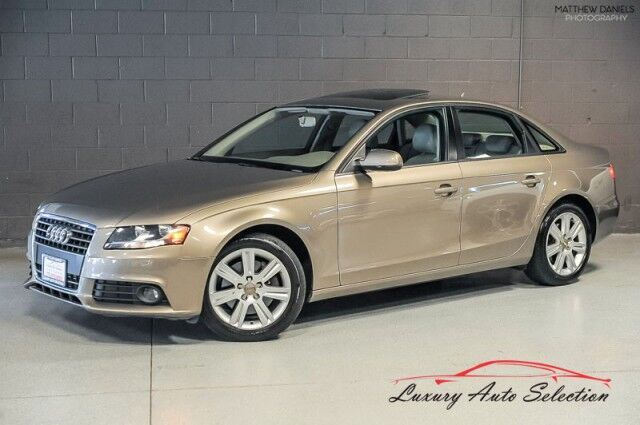 2010_Audi_A4 2.0T Quattro Premium_4dr Sedan_ Chicago IL