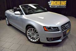 2010_Audi_A5 Cabriolet_Premium Plus_ Easton PA