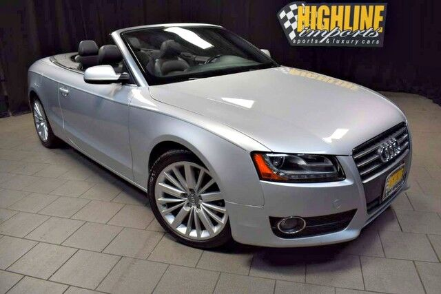 2010 Audi A5 Cabriolet Premium Plus Easton PA