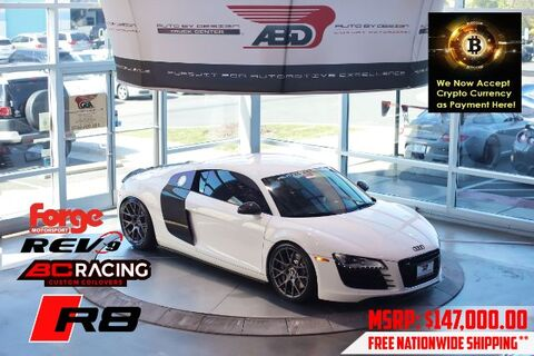 2010_Audi_R8_4.2 Coupe quattro with Auto R tronic_ Chantilly VA