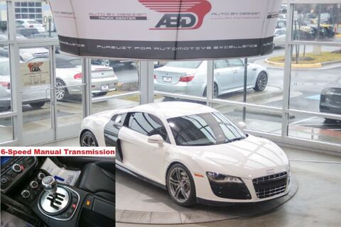 2010_Audi_R8_5.2 Coupe quattro_ Chantilly VA