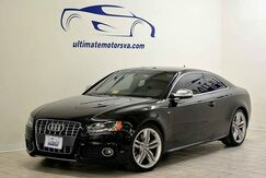 2010_Audi_S5_Prestige-6 Speed Manual_ Midlothian VA