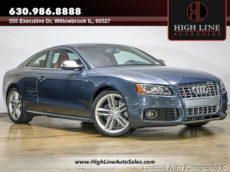 2010_Audi_S5_Prestige_ Willowbrook IL