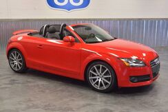2010_Audi_TT_AWD! 2.0T CONVERTIBLE! TURBO! LEATHER LOADED! LOW MILES_ Norman OK