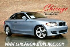 2010_BMW_1 Series_128i - SPORT PACKAGE LEATHER SUNROOF XENONS PADDLE SHIFTERS_ Bensenville IL