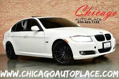 2010_BMW_3 Series_328i Sedan - 3.0L 230HP 6-CYL ENGINE REAR WHEEL DRIVE NAVIGATION SADDLE BROWN LEATHER SUNROOF PREMIUM BLACK ALLOY WHEELS DUAL ZONE CLIMATE BLUETOOTH_ Bensenville IL