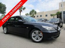 2010 BMW 5 Series 528i Fort Myers FL
