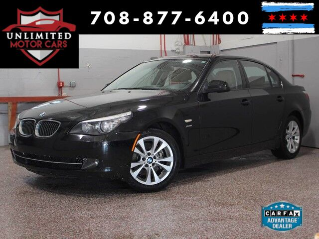 2010 BMW 5 Series 535i XDrive 1 Owner Navi Heated Seats Bridgeview IL