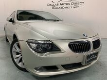2010_BMW_6 Series_650i_ Carrollton  TX