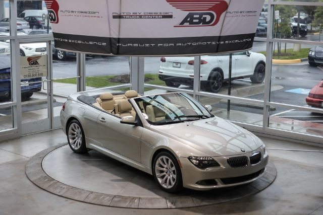 2010 BMW 6-Series 650i Convertible Chantilly VA
