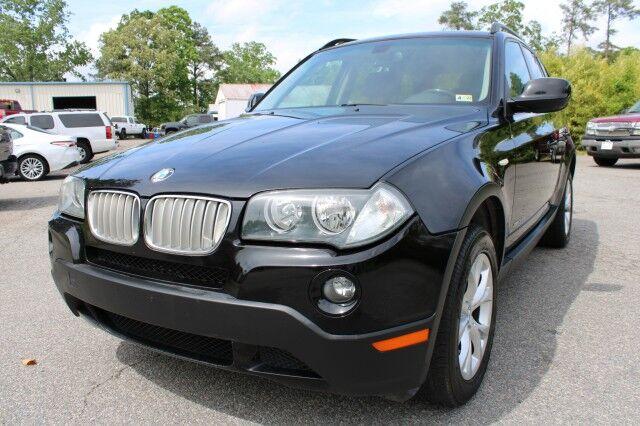 2010 BMW X3 xDrive30i Richmond VA