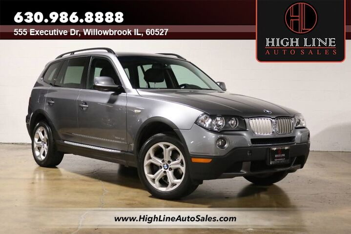 2010 BMW X3 xDrive30i Willowbrook IL