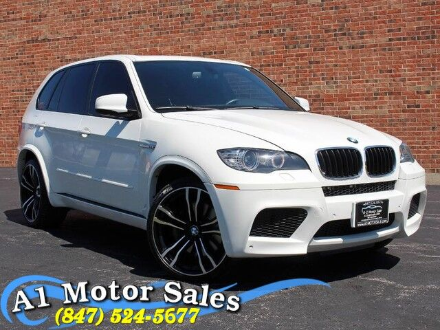 2010 BMW X5 M AWD Driver Assist Pkg Cold Weather Pkg 22s Schaumburg ...