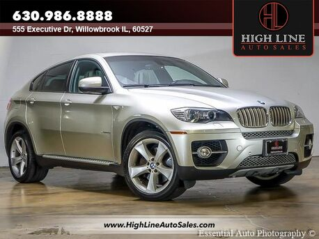 2010_BMW_X6_xDrive 50i_ Willowbrook IL