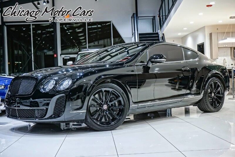 2010_Bentley_Continental_Supersports Coupe_ Chicago IL