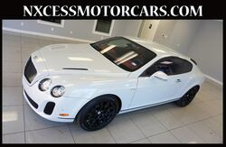 2010_Bentley_Continental Supersports_Supersports COUPE NAVIGATION JUST 30K MILES._ Houston TX
