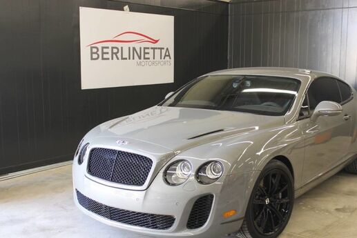 2010 Bentley Continental Supersports Supersports Dallas TX